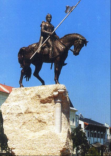 szent istvan szobor