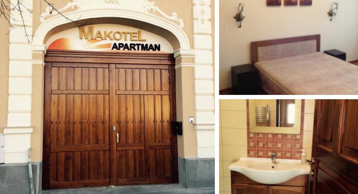 makotel-apartman